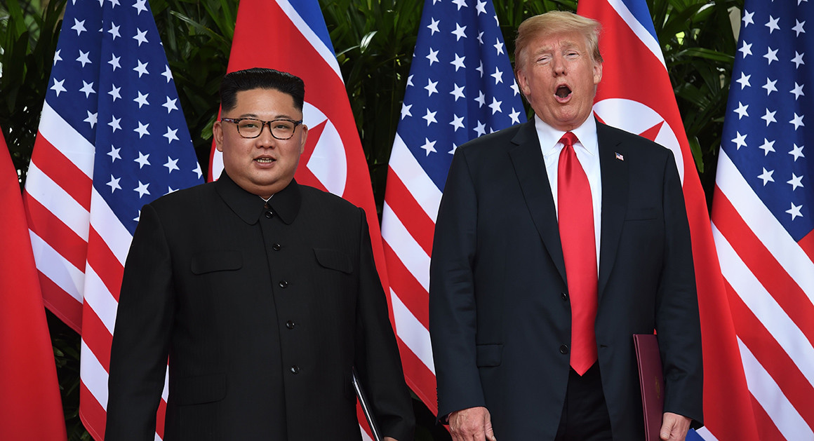 Donald Trump to hold second meeting with Kim John Un in 2019