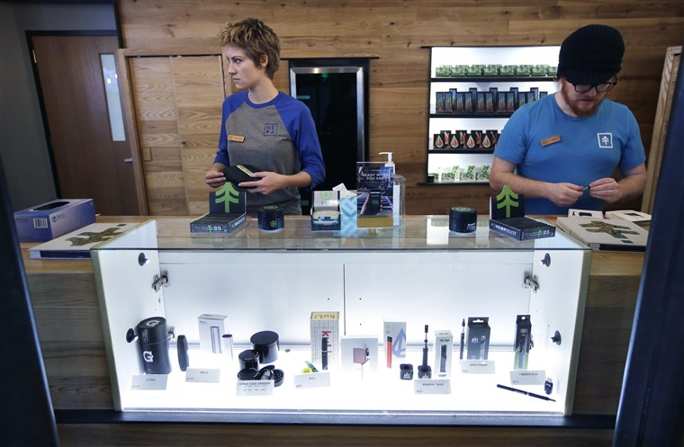 First legal Marijuana shops to open in Massachusetts on Tuesday