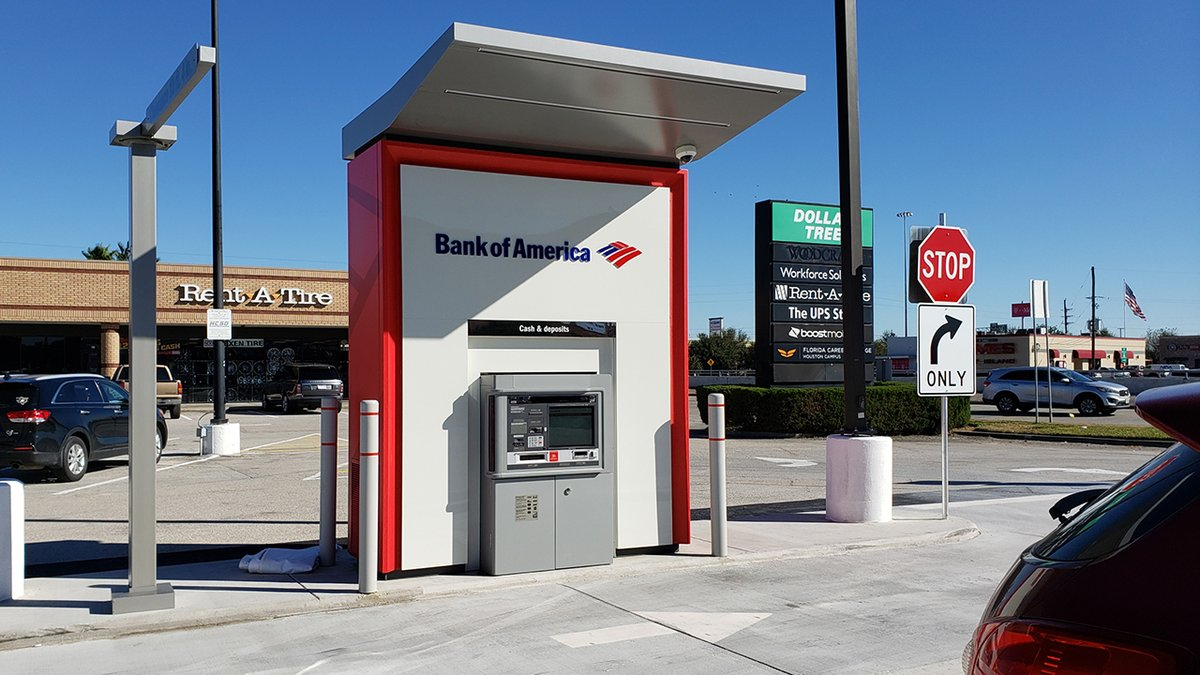 Houston-area ATM mistakenly dispenses $100 bills instead of $10