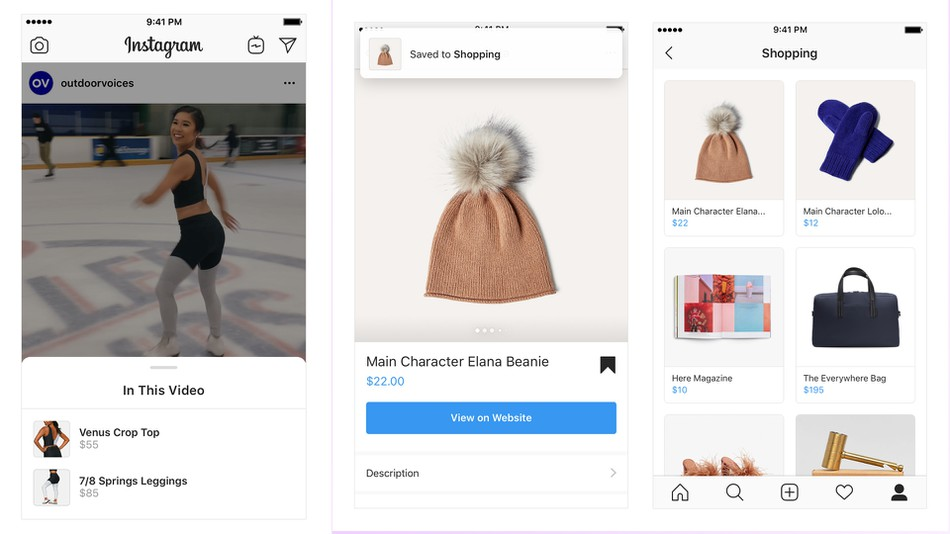 Instagram adds Shopping features to buy stuff from app instantly