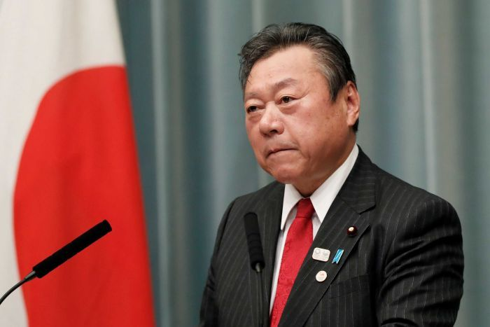 Japan Cybersecurity Minister says that He has never used a computer