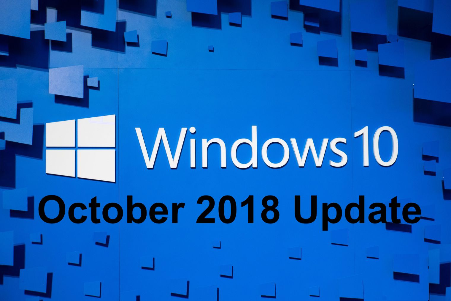 Microsoft resumes Windows 10 October 2018 rollout update