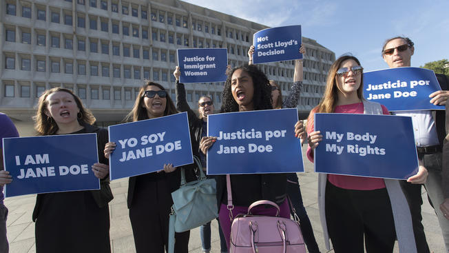 Trump Admin can't prevent migrant teens from Getting Abortions says Appeals Court