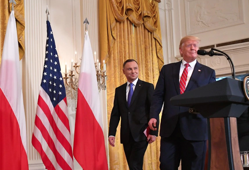 US to soon deploy 1,000 troops to Poland as per the new deal