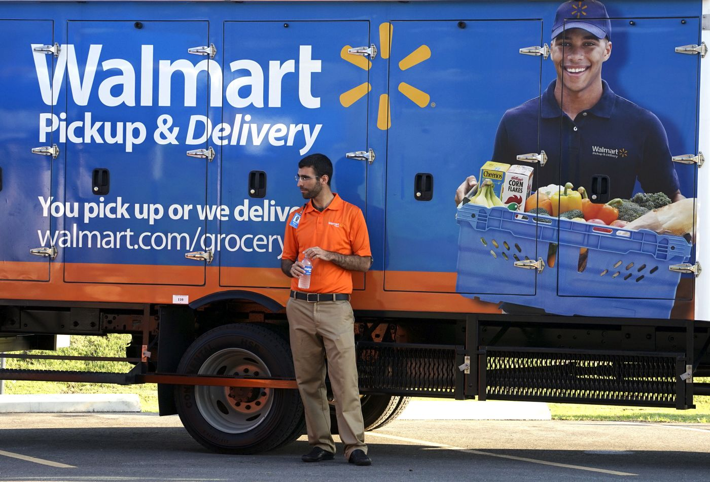 Walmart introduces Unlimited Grocery Delivery at just $98 per year